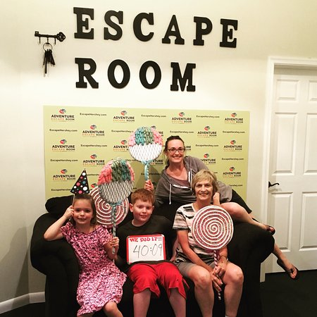 Adventure Escape Room Hershey Photo
