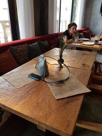 Gorynich: Зал ресторана