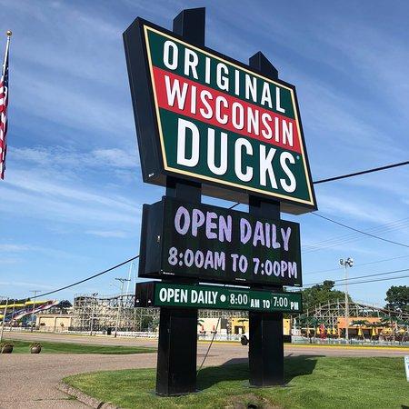 Original Wisconsin Ducks – fénykép