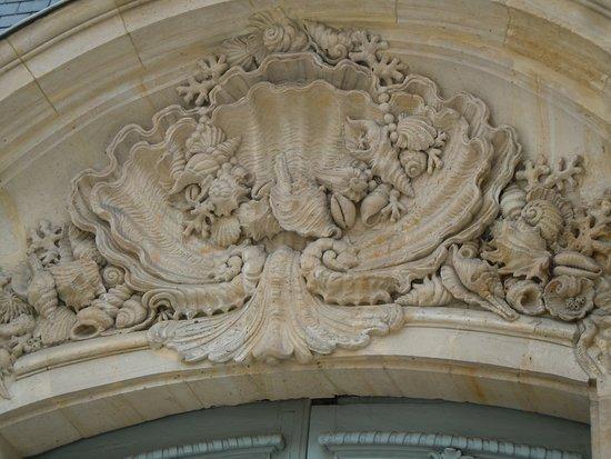 Tympan Rocaille Picture Of Hotel Gouffier De Thoix Paris