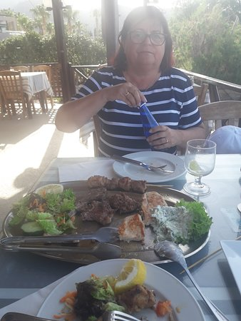 Roma Restaurant: Kolacja w restauracji Roma