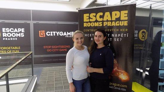 Escape Rooms Prague: 23.6.2018