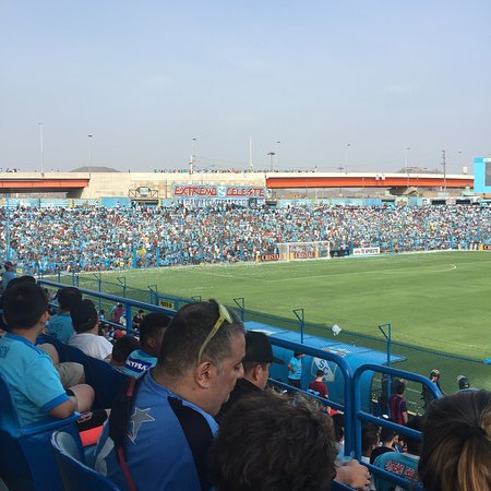 ‪Estadio Alberto Gallardo‬