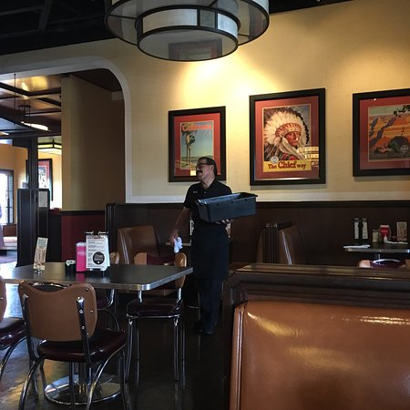 Bilde fra Ruby's Diner