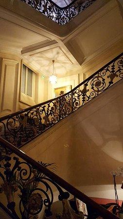 InterContinental Paris Le Grand: The hotel.