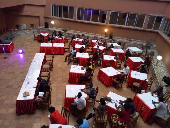 Entebbe Flight Motel: Meeting Venues