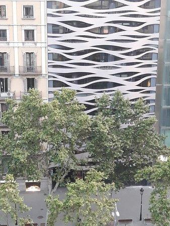 Hotel Royal Passeig de Gracia: Interesting building
