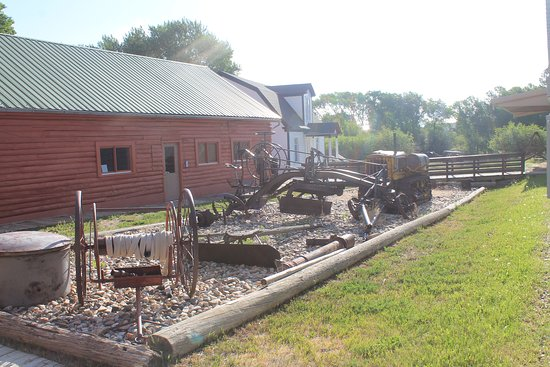Grand Encampment Museum: building