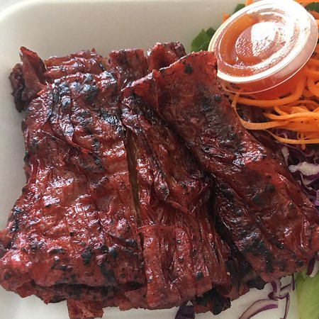 Wheel of Life: Spare ribs