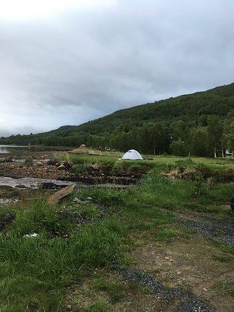 Ballangen Municipality, Norway: Camping Ballangen