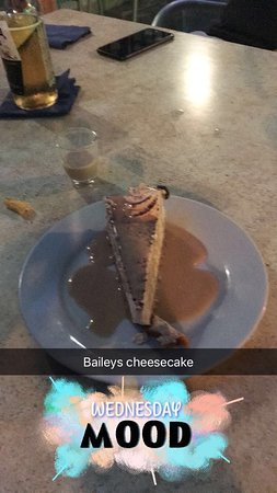 Ollie's Bar: Baileys CheeseCake
