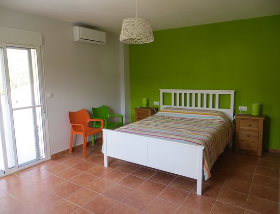 Almogia, Spain: Kamer Gecko
