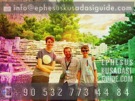 Ephesus Kusadasi Guide