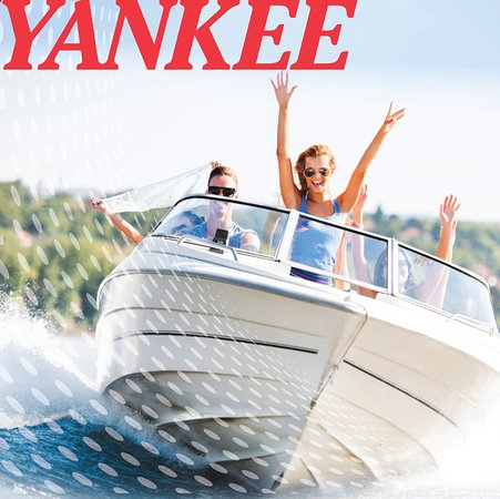 Diamond Point, Estado de Nueva York: Having Fun at Yankee