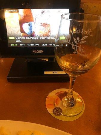 Olive Garden: 1 of 3 wines