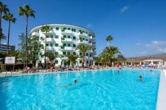 LABRANDA Playa Bonita: widok z basenu