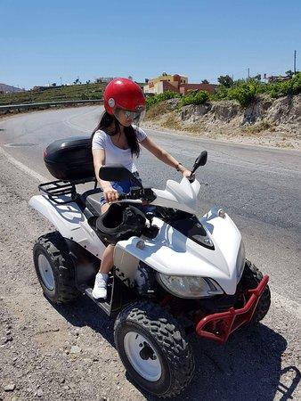 Moto Empire Santorini Foto