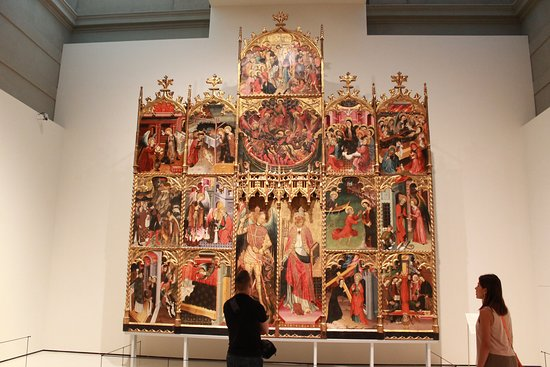 Museu Nacional d'Art de Catalunya - MNAC: Museu Nacional d'Art de Catalunya - Opere 2