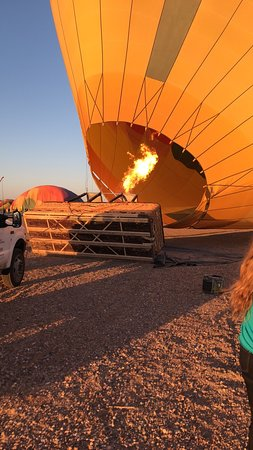 Hot Air Expeditions Photo