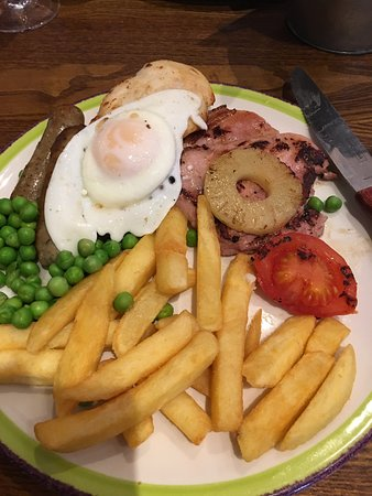 Wrekin Giant : The Mini Mixed Grill.