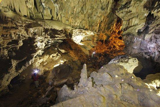 Bohinjska Bela, Σλοβενία: Jama pod Babjim Zobom