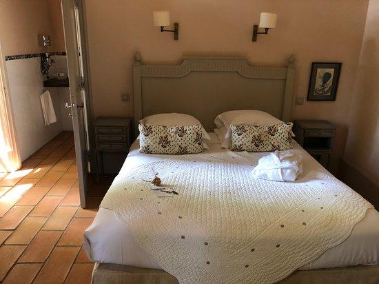 Château de Roussan: Single room