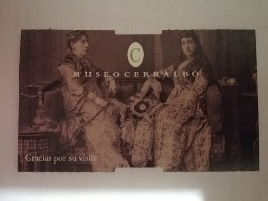Bilde fra Museo Cerralbo