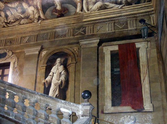 Hôtel de Châteaurenard: доре
