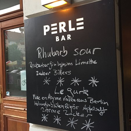 Bilde fra Perle Bar