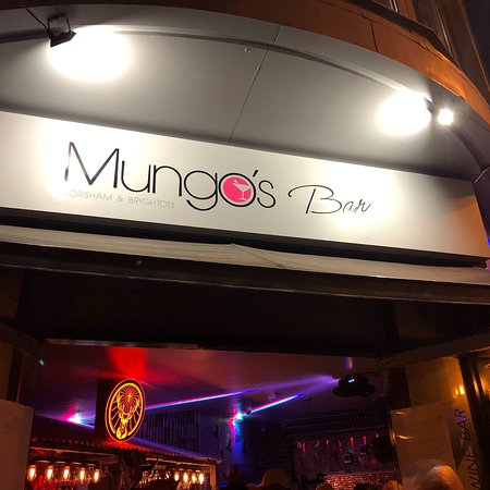 Mungo's Bar Brighton