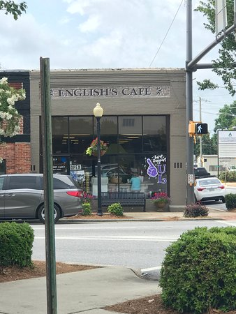 Thomaston, GA: English's Cafe