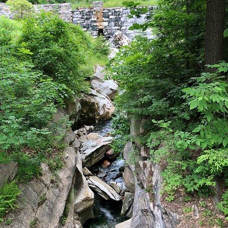 Bilde fra Natural Bridge State Park
