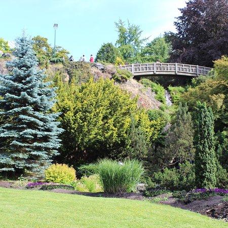 Парк королевы Елизаветы: Most beautiful park I've been to