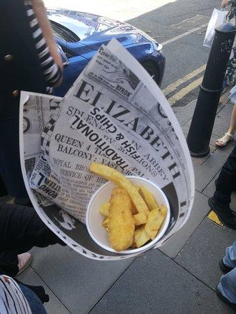 Zdjęcie London East End Food Tour