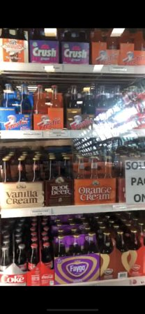 Arcadia, OK: These sold in 6 packs only.