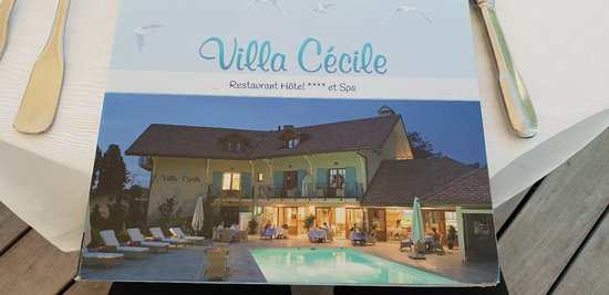 Bilde fra Villa Cécile