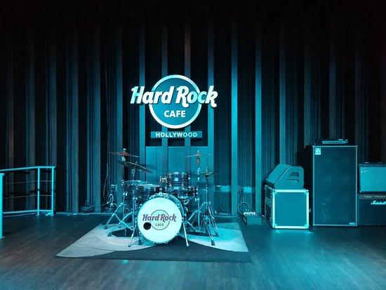 Hard Rock Cafe Hollywood: HRC Hollywood