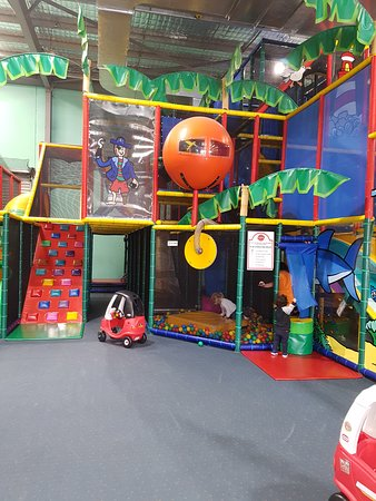 ‪‪Footscray‬, أستراليا: Playcentre equipment‬