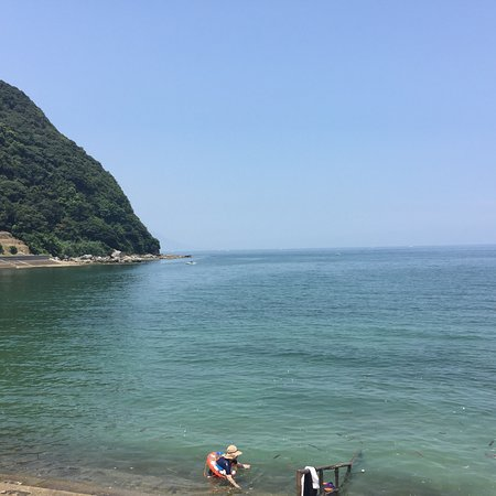 Shirato Swimming Beach