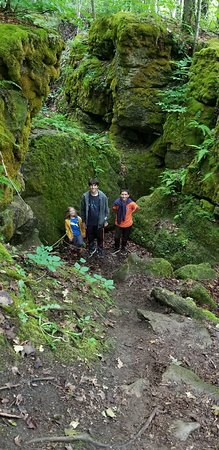 Bilde fra Scenic Caves Nature Adventures