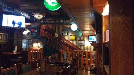 Doolin's Irish Pub: detalhe decoração