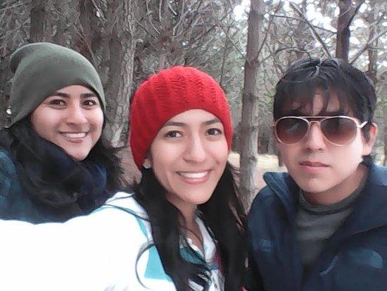 Pujili, Ecuador: Viajar entre amigos es siempre mejor
