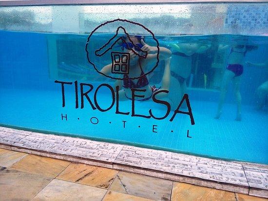 Hotel Tirolesa: Piscina