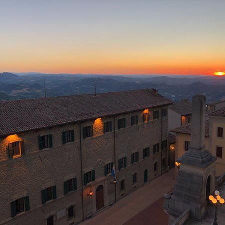 Bilde fra Centro Storico Di San Marino