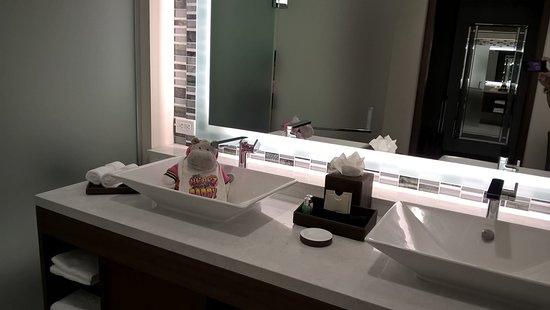 Monticello, Estado de Nueva York: nice modernistic wash. Hippo not included :-))