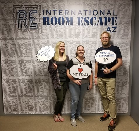 ‪International Room Escape AZ‬