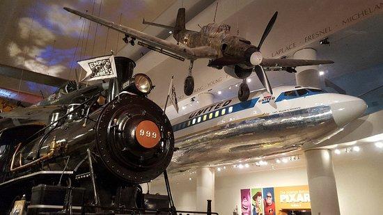 Фотография Музей науки и промышленности