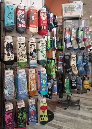 Flair Gifts & Cards: fun & sassy socks