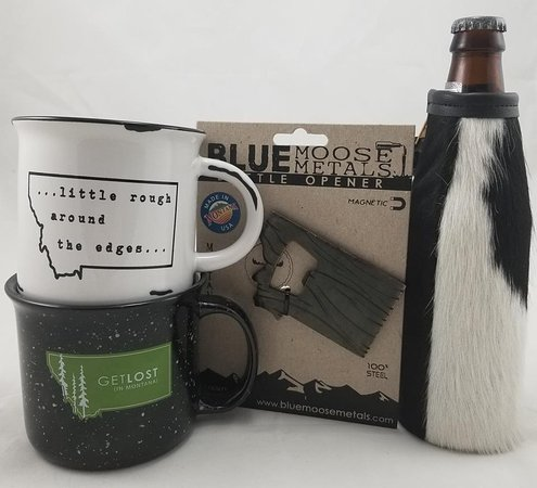 Flair Gifts & Cards: Local drinkware and gifts