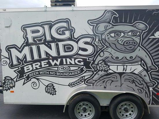 Bilde fra Pig Minds Brewing Co.